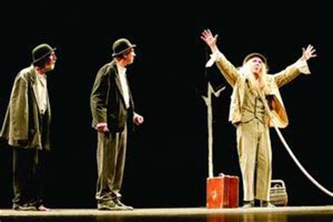 Literary analysis of waiting for godot